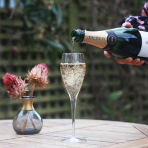 Sparkling Wine at Sussex Pass