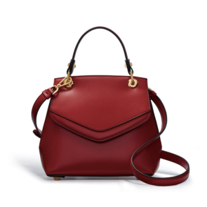 Love Letter Small Top Handble Bag Red