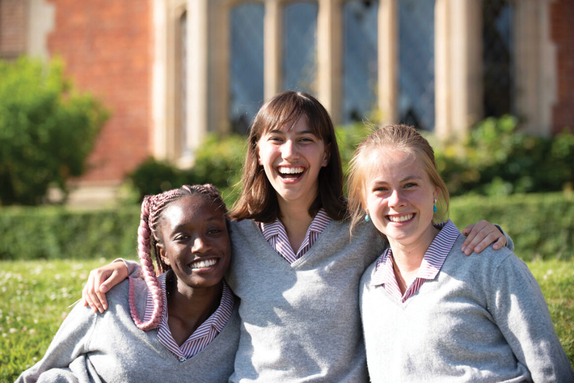 Benenden will be welcoming day boarders into the Sixth Form