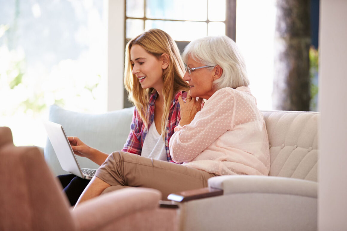 Lifestyle Stock Image mother and daughter
