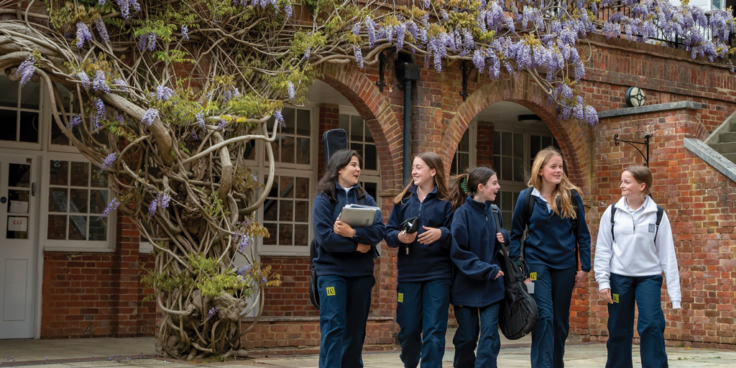 Benenden will welcome a limited number of day boarders in September