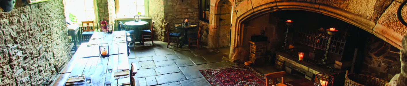 Sleeping in Lord Crewe's Arms, Northumberland