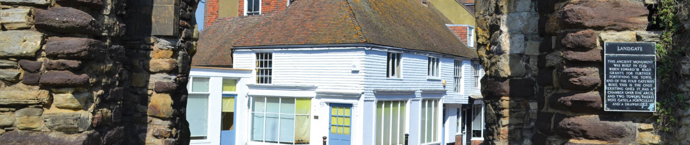 Enticing properties on the market in Rye
