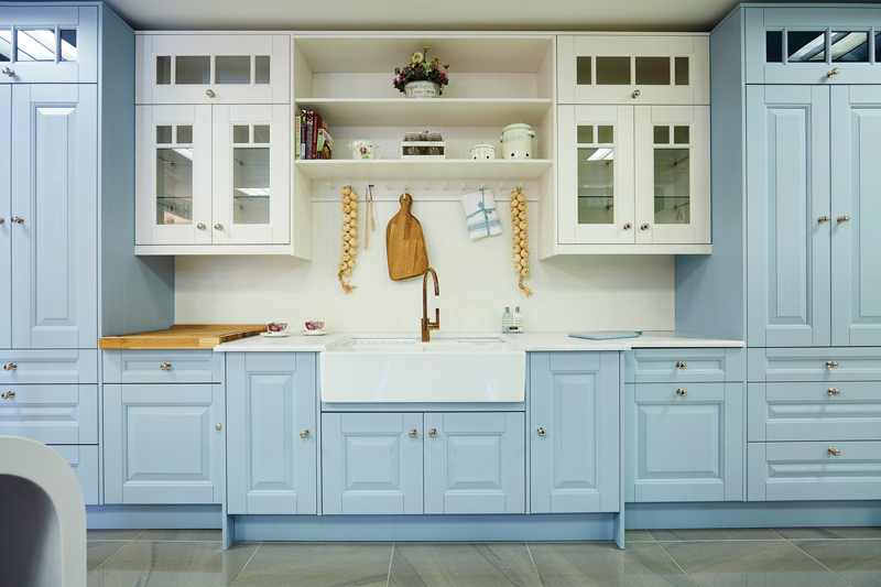 Bathroom Design Eastbourne laura ashley kitchens and bathrooms - aspect county magazine