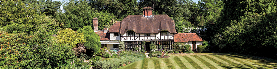 Enchanting Sussex hideaway