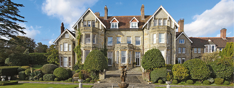 Opulent grandeur and Ashdown Forest