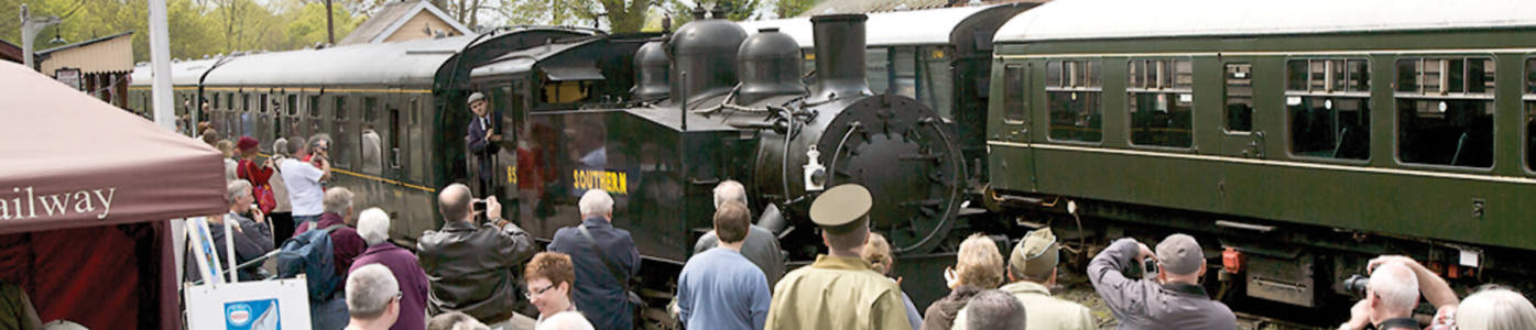 Relive the Fabulous Forties at the Kent & East Sussex Railway
