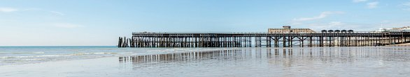A short history of Hastings Pier