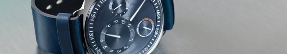 Ressence – The new experience of time. More intuitive,  more functional, more playful, more  pure