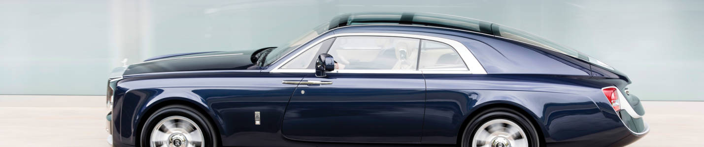Rolls-Royce 'Sweptail' – The ultimate vehicle of choice for the aspiring billionaire