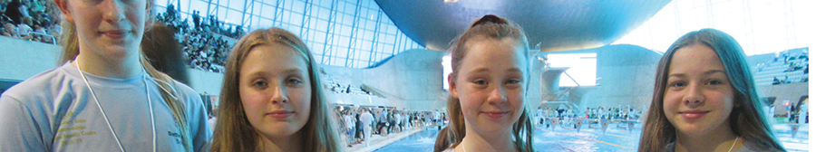 Battle Abbey School in National swimming success