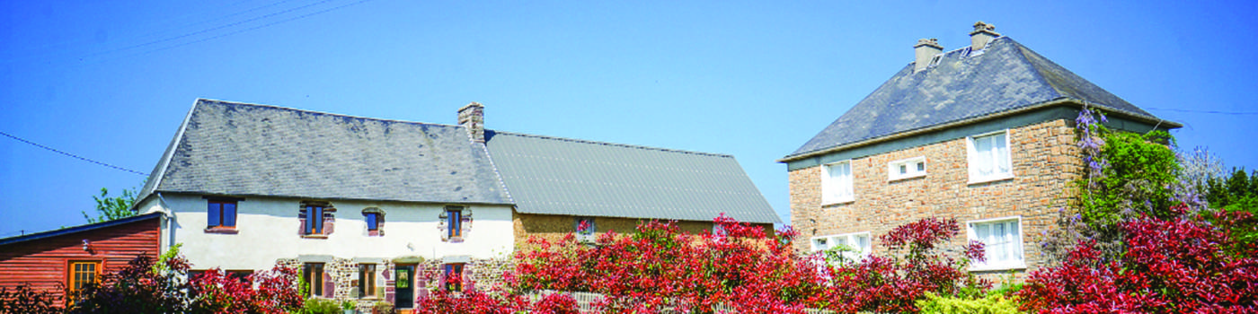 Normandy houses for business or pleasure