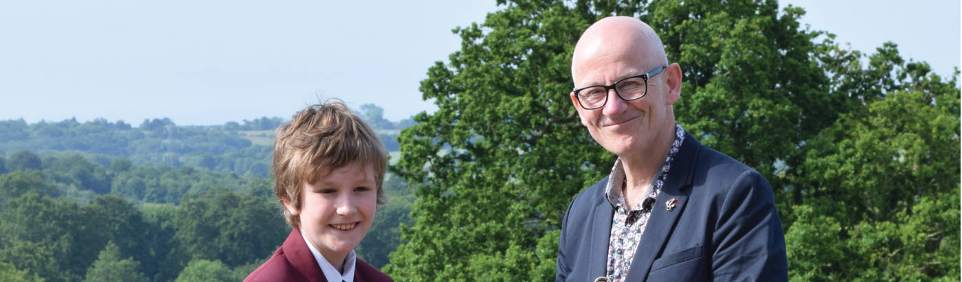 Battle Abbey school pupil named National Young Writer of the Year