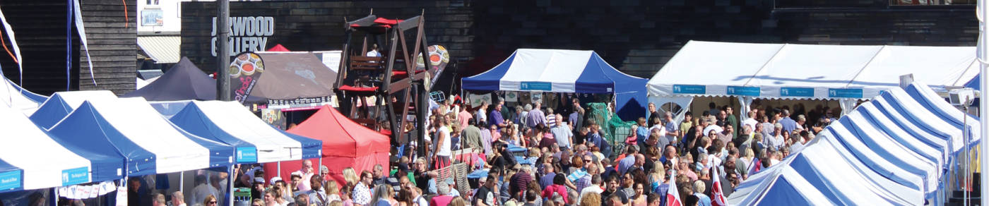 The Hastings Seafood and Wine Festival is back!