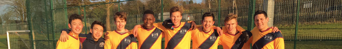 Buckswood Lions hit Premier League heights